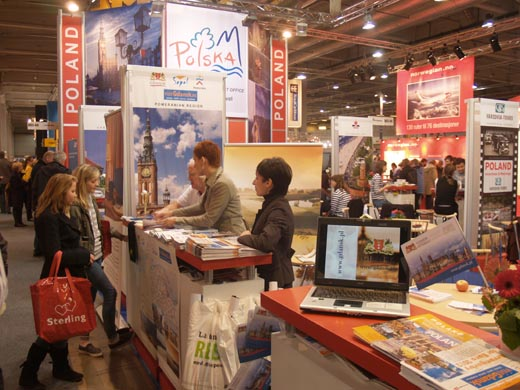 Reiseliv International Travel Fair, Oslo 2008