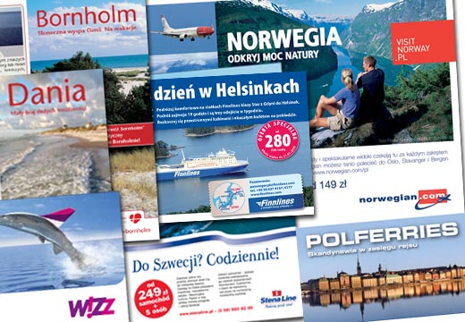 Travel promotion campaigns